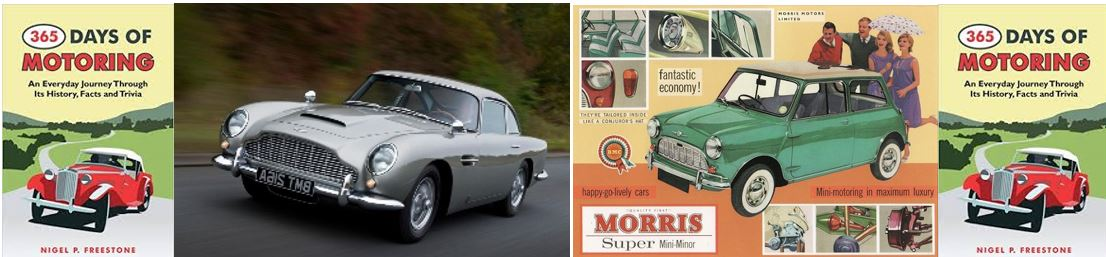Write for Us | 365 Days of Motoring On-Line Magazine