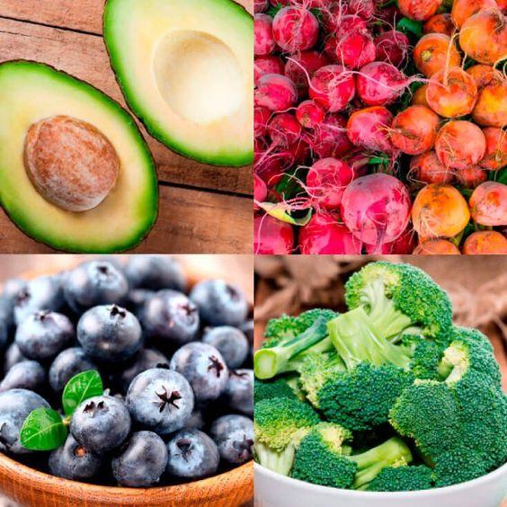 alimentos que estimulan el cerebro