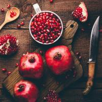 Want to Know Impressive Nutrition of Pomegranate?