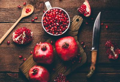 Want to Know Impressive Nutrition of Pomegranate