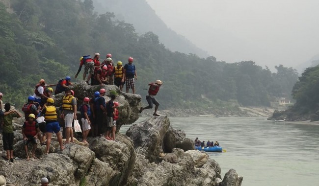 Rishikesh Watersports