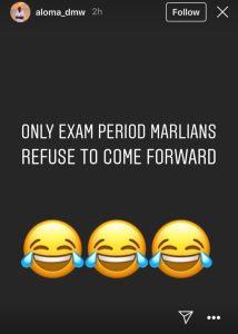 Marlians are dumb