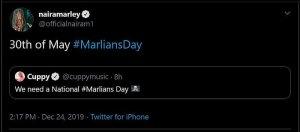 Marlians Day
