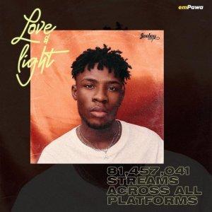 Joeboy's love and light EP