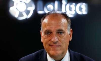 La LigapresidentJavier Tebas