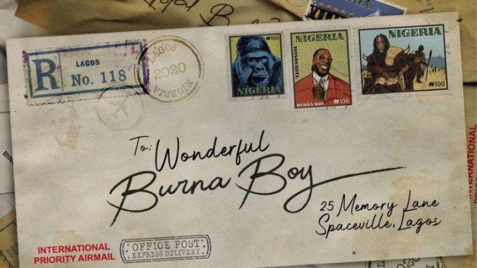 Burna Boy - Wonderful MP3