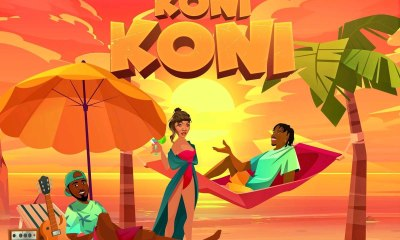 Fiokee Ft. Simi, Oxlade – Koni Koni MP3 DOWNLOAD