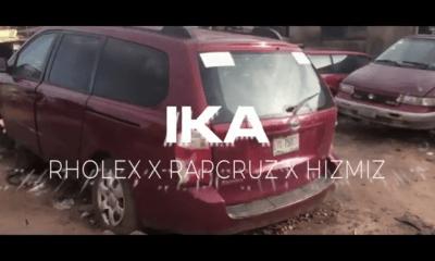 VIDEO : Rholex Morris Ft Rapcruz & Hizmiz - Ika Vol 1 MP4