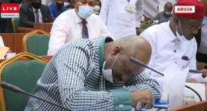 NDDC Chairman Collapse