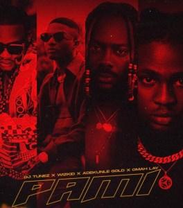 DJ Tunez ft. Wizkid & Omah Lay – Pami