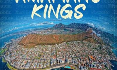DJ Consequence – Amapiano Kings (Mixtape)