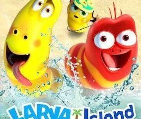 The Larva Island