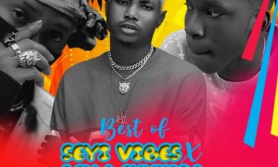 Best Of Seyi Vibez & Bella Shmurda Mix