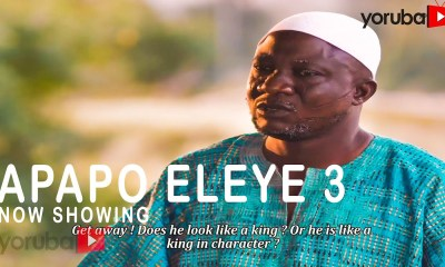Apapo Eleye 3 Latest Yoruba Movie 2020 Drama Download Mp4