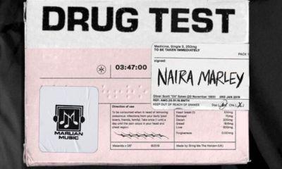 Naira Marley - Drug Test MP3