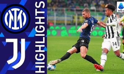 Inter Milan Vs Juventus 1-1 Highlights Download