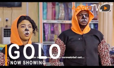 DOWNLOAD: Golo - Latest Yoruba Movie 2021
