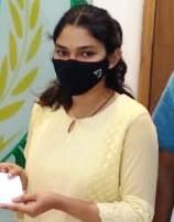 उत्तर बस्तर कांकेर : अनुकंपा नियुक्ति से शिवानी को परिवार के भरण-पोषण की चिंता से मिली मुक्ति