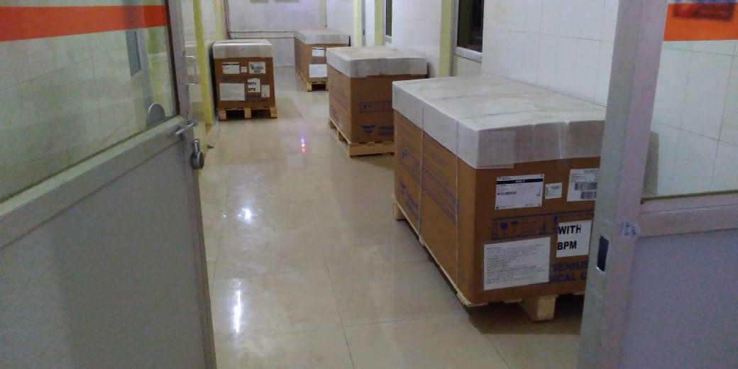 जशपुर: कोरोना की संभावित तीसरी लहर को देखते हुए जिलाप्रशासन की तैयारी शुरू