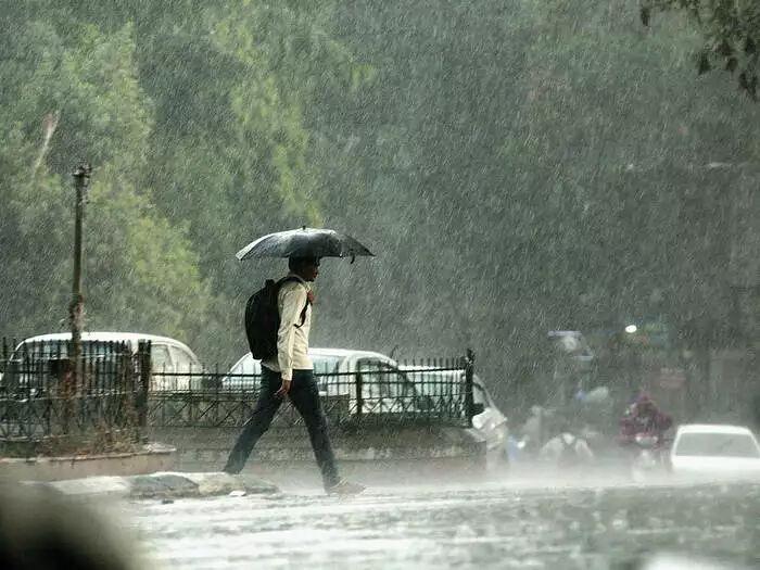 सुकमा जिले में हुई सर्वाधिक बारिश, मौसम विभाग ने जारी किया आंकड़े