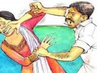 महिला डॉक्टर से पति ने की मारपीट