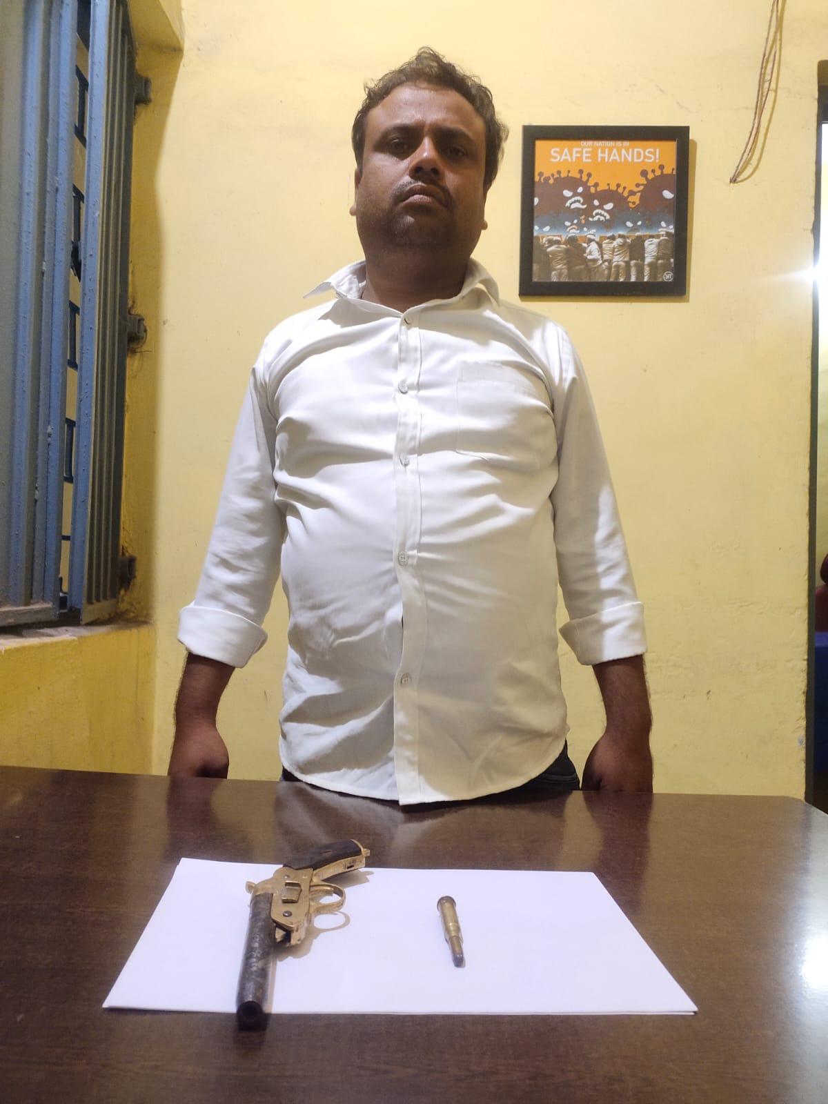 आसाराम बापू के आश्रम का केयर टेकर गिरफ्तार