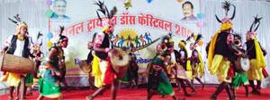 आदिवासी प्रतिभा को निखारने नेशनल ट्राइबल डांस फेस्टिवल का आयोजन