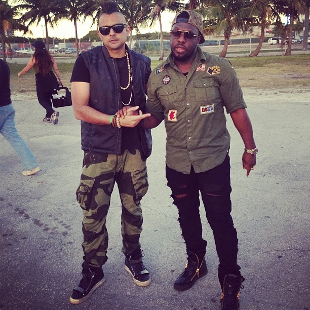 Timaya x Sean Paul 3