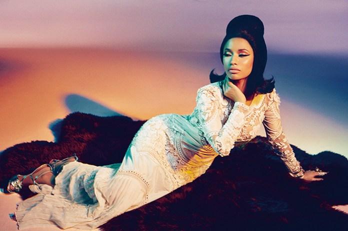 Nicki Minaj Cavalli 3