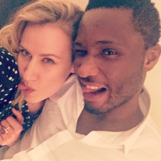 Image result for mikel obi and olga