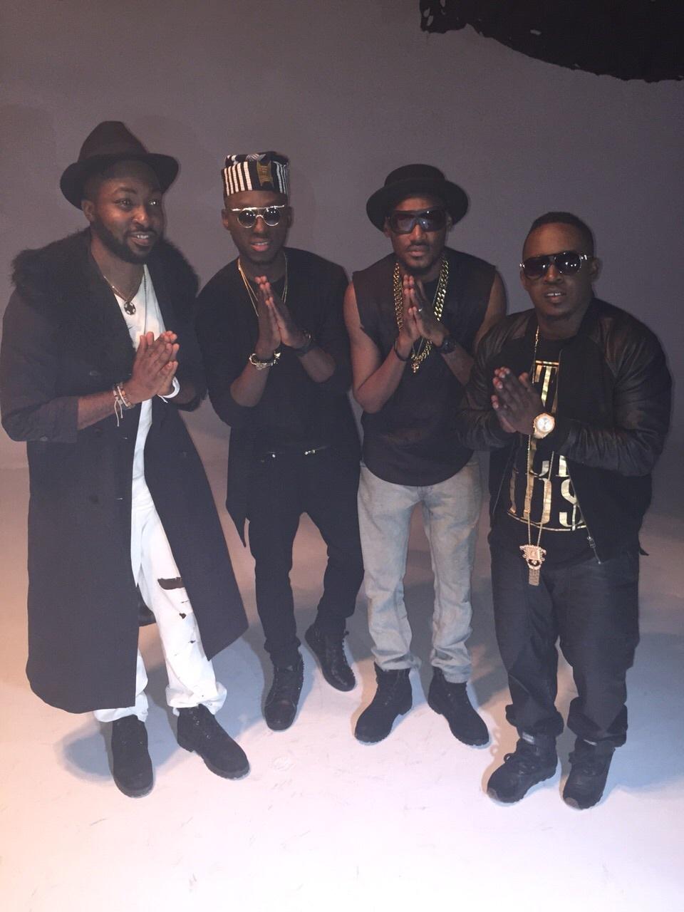 DJ Spinall, M.I Abaga Oluwa Wa 5