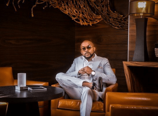 Banky W Looking Suave In New Photo