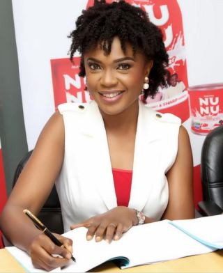Omoni Oboli Lands Lucrative Deal With Nunu Milk