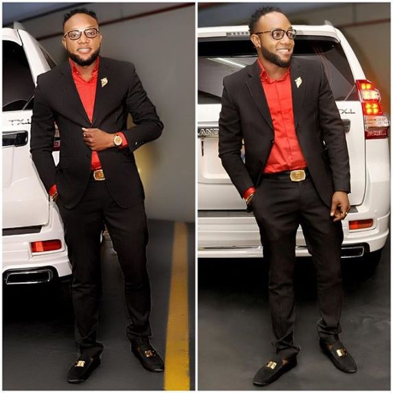 Singer Kcee Earns 1m Followers On IG On Birthday