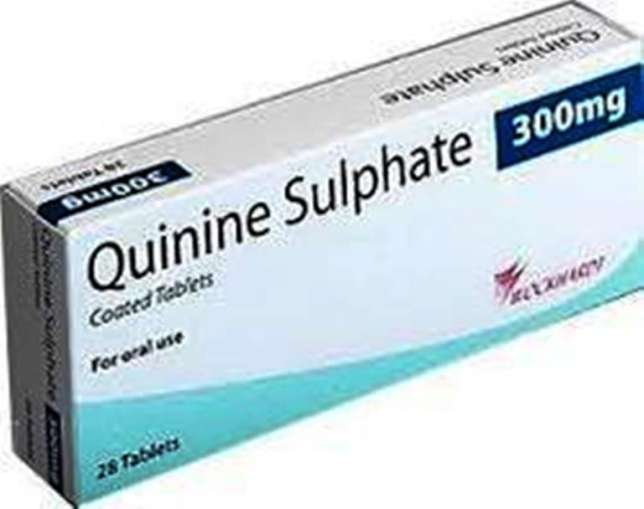 FG Issues Warning On Fake Quinine Sulphate In Circulation
