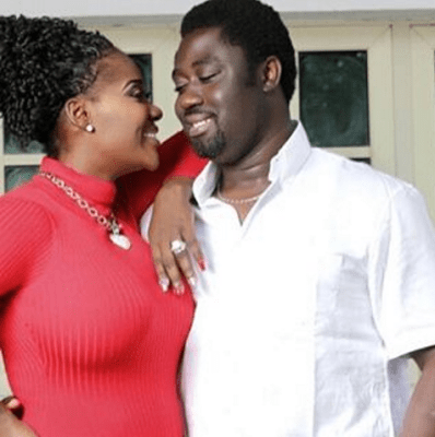 Mercy Johnson-Okojie Showers Sweet Words On Hubby As They Celebrate 5th Wedding Anniversary