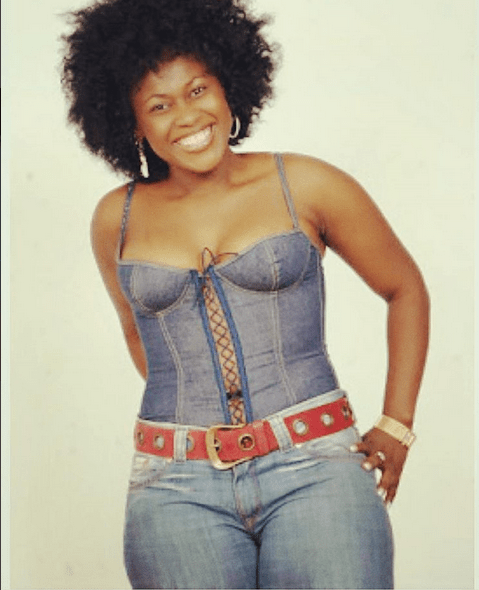 Uche Jombo Shares Throwback Photo From 11 Years Ago