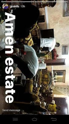 fun4 - Funke Akindele Moves into Ibeju-Lekki Home