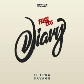 C8PJ laV0AAbSSv - MUSIC: Fuse ODG – Diary ft. Tiwa Savage