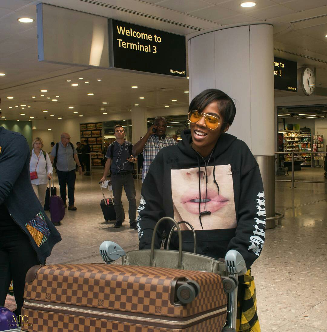 afrorepublik 2 2106497733 - Tiwa Savage, Tekno, Awilo, touchdown London for Wizkid's Afrorepublik Festival