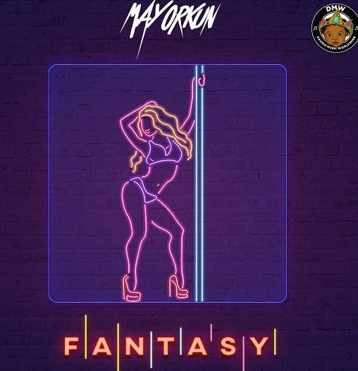 Mayorkun – Fantasy (Prod. Kiddominant)