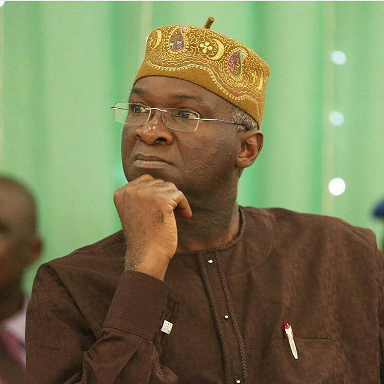 Why Buhari Does Not Write Letters – Fashola