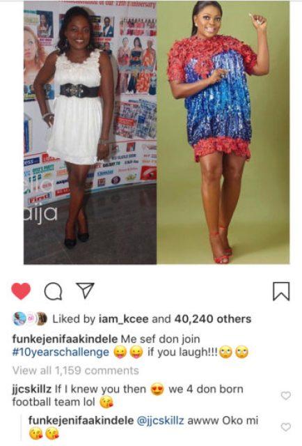 Here Is Why JJC Skillz Wished He Had Met Funke Akindele Long Ago