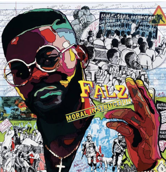 Falz - E No Finish