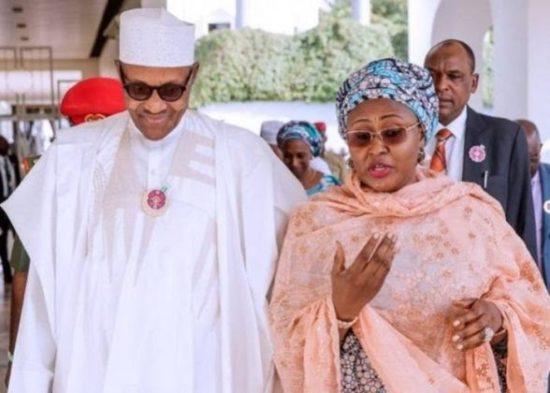 President Buhari And Wife, Aisha Cast Their Vote In Daura (Photos)