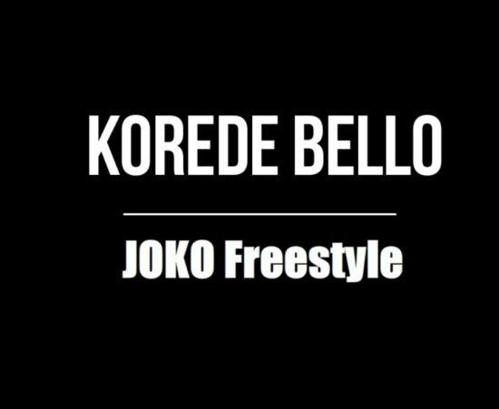 Korede Bello – Joko Freestyle