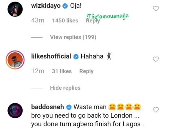 "Wizkid, lil kesh and olamide Reacts To Naira Marley's New Dance ""Soapy Dance"""