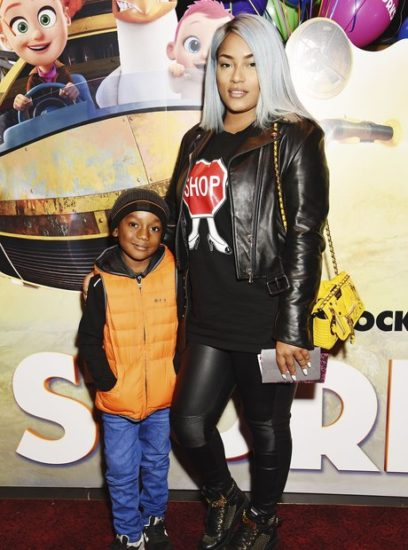 Stefflon Don Gave Birth To A Son When She Was Just 17 Years