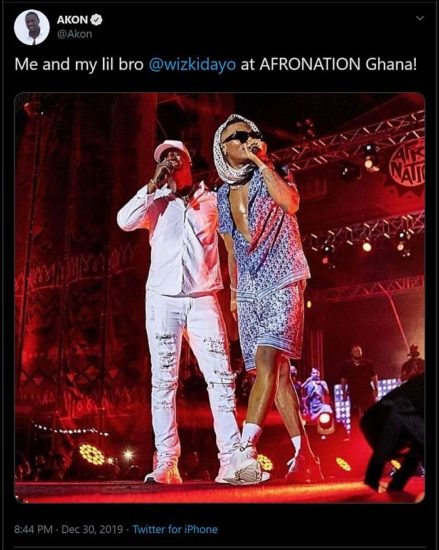 """Twitter Slams MI For Calling Out Akon For Referring To Wizkid As """"Lil Bro"""" 1"""