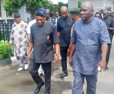 As part of the 12 years jail term, Judge orders Orji Uzor Kalu's company be closed down and its assets forfeited to Federal Government 1